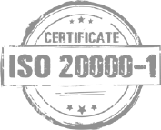 Icon for ISO 20000-1  in compliance services