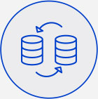 Icon for Backup Before Migration during Oracle Data modernization