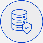 Icon for Secure Data Transport during Oracle Data migration