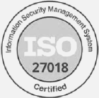 Icon for ISO 27018  in compliance services