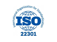 ISO 22301 for security